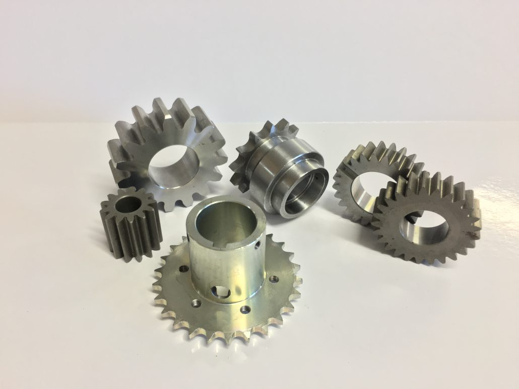 Gear and Sprocket Cutting